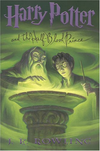 Harry Potter and the Half-Blood Prince (Harry Potter 6) (US)の詳細を見る