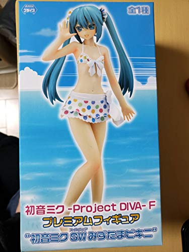 Miku Hatsune Project-DIVA-f PM Figure SW Dot Bikini
