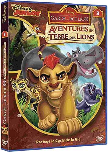 La Garde du Roi Lion-3-Aventures en Terre des Lions