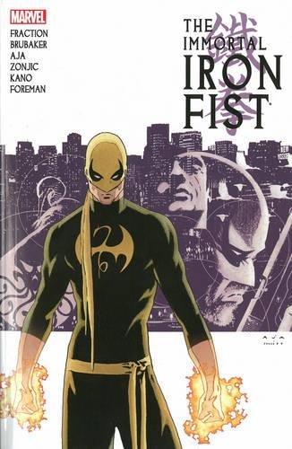 Immortal Iron Fist (The immortal Iron Fist)