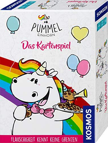 Pummeleinhorn - Das Kartenspiel. Flauschigkeit kennt keine Grenzen, Witziges Kartenspiel mit dem Pummeleinhorn