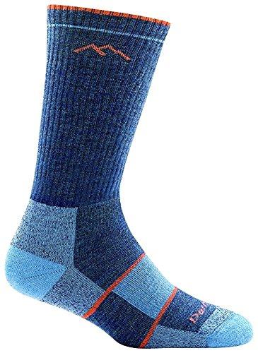 Darn Tough Boot Full Cushion Sock - Women's Denim Small
