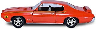 Motormax 1:24 1969 Pontiac Gto Judge Die Cast Model, For 3 Years & Above 73242AC