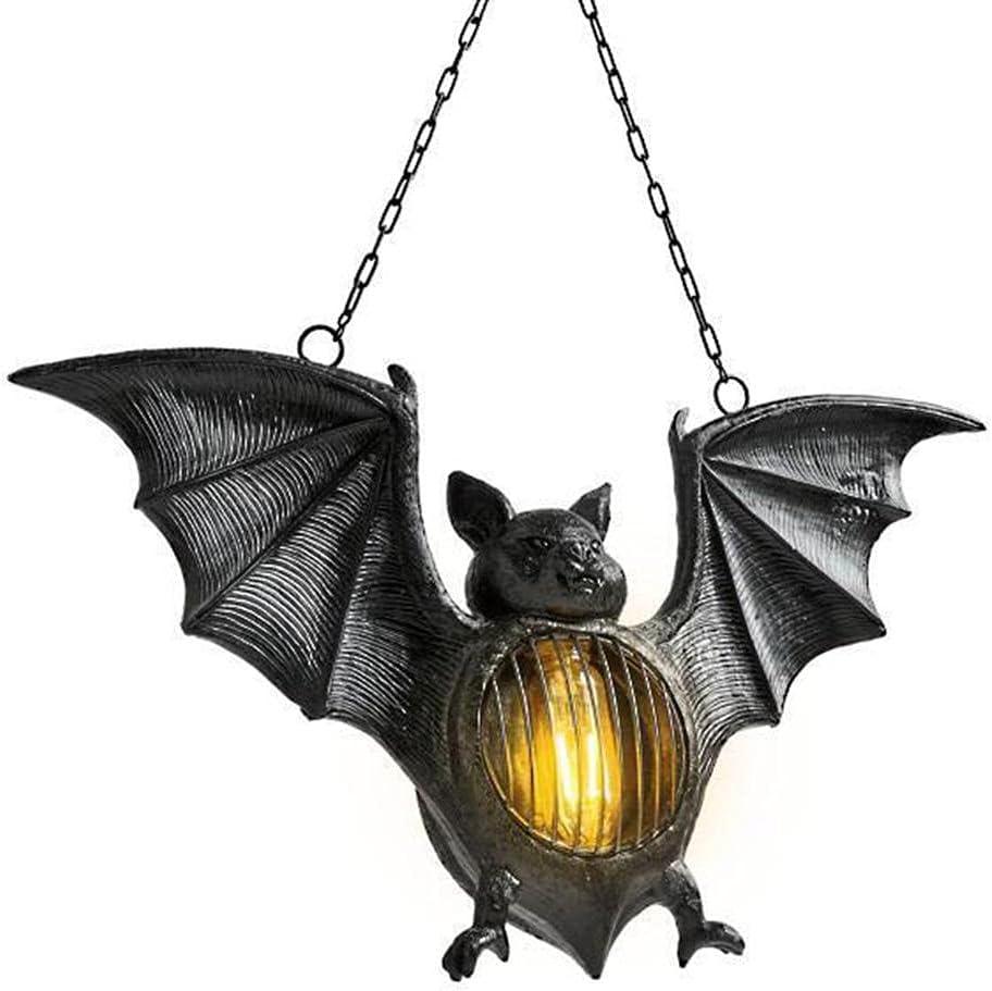 Max 43% OFF ZEROYOYO Halloween Bat Pendant Outdoor Led Direct sale of manufacturer Front Lantern