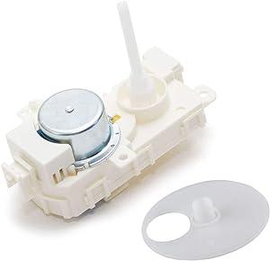 W10537869 Diverter Valve Motor for Whirlpool Dishwasher 2684962, PS5136127 W10476222 W10849439