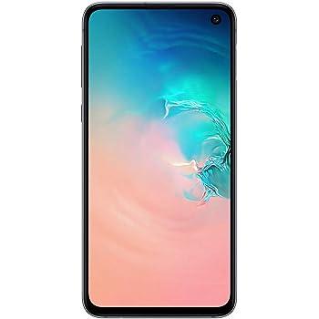 Samsung Galaxy S10E - Smartphone portable débloqué 4G (Ecran : 5,8 pouces - 128 Go - Double Nano-SIM - Android) - Blanc - Version Française