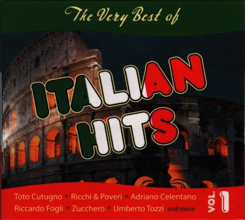 The Very Best of Italian Hits Vol.1 (2CD)