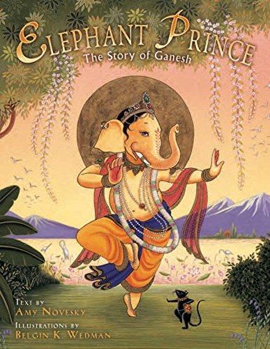 The Elephant Prince: A Story of Ganesh by Amy Novesky (2004-03-31)