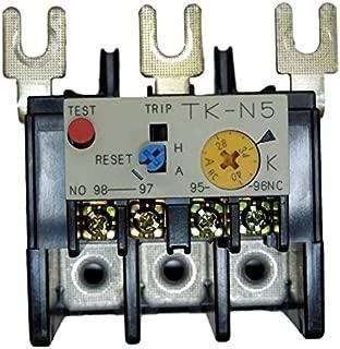 Fuji Electric, 3NK3FY, TK-N5 Sc-N4 Frame Overload Relay, 24-36A