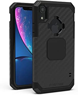 Rokform Rugged [iPhone XR] Military Grade Magnetic Protective Case with Twist Lock - Black