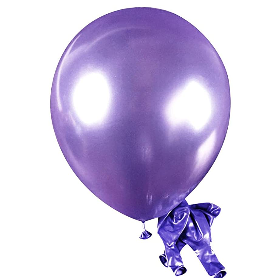 Party Balloons,Hometom 100pcs Pearl Latex Balloon Celebration Party Wedding Birthday Kids Toys