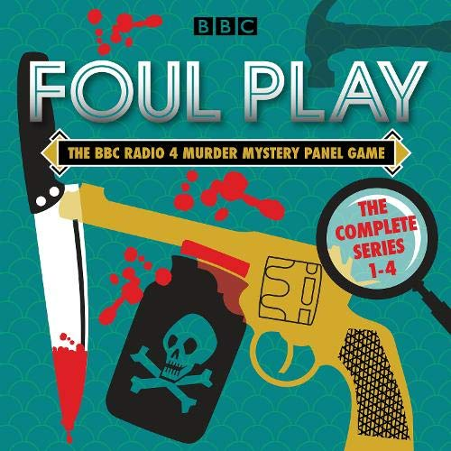 Foul Play: The Complete Series 1-4 cover art