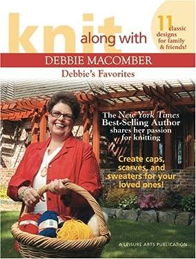 Knit Along with Debbie Macomber: Debbie's Favorites