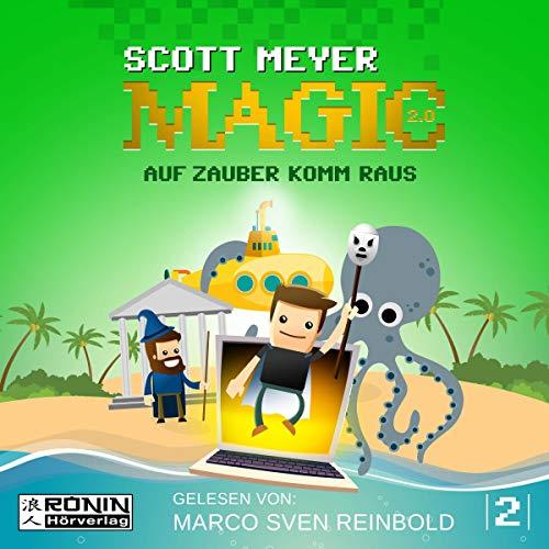 Auf Zauber komm raus cover art