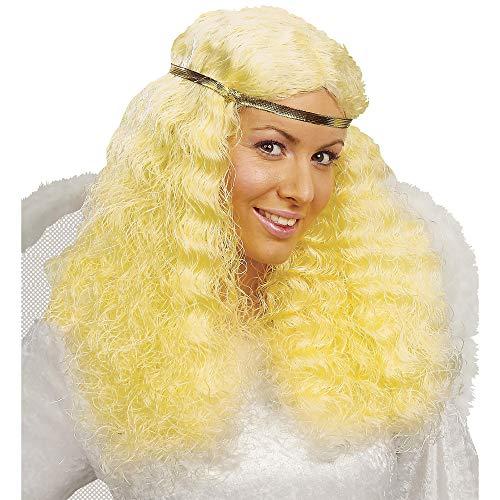 Widmann 6136S pruik engel en zeemeermin, blond