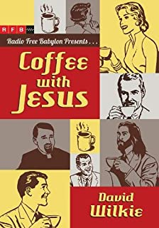 coffee with jesus comic strip