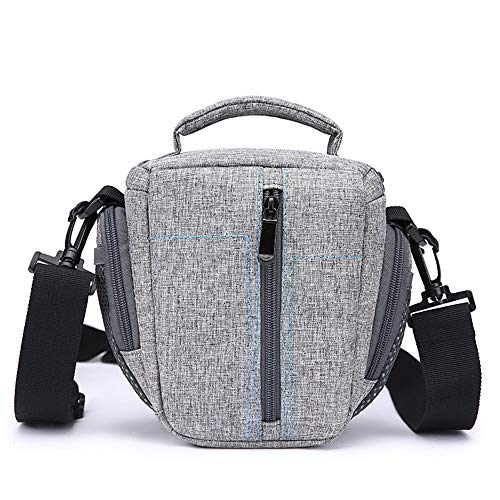 Kamera Rucksack Rucksack Tasche Kameratasche wasserdichter stoßsicherer Teilungs-Schutz-Rucksack für SLR, DSLR, Spiegellose Kamera, Linse, Blitz, Batterie und anderes Zubehör