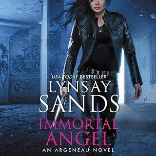 Immortal Angel cover art