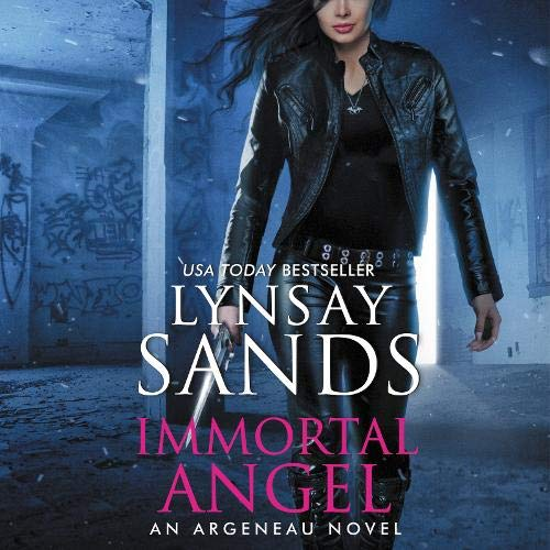 Immortal Angel  By  cover art