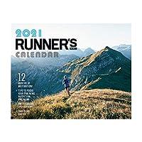 Runner's World 2021カレンダー:より遠くに走り、より速くより強く、一年中。