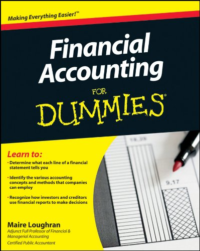 Compare Textbook Prices for Financial Accounting For Dummies 1 Edition ISBN 9780470930656 by Loughran, Maire
