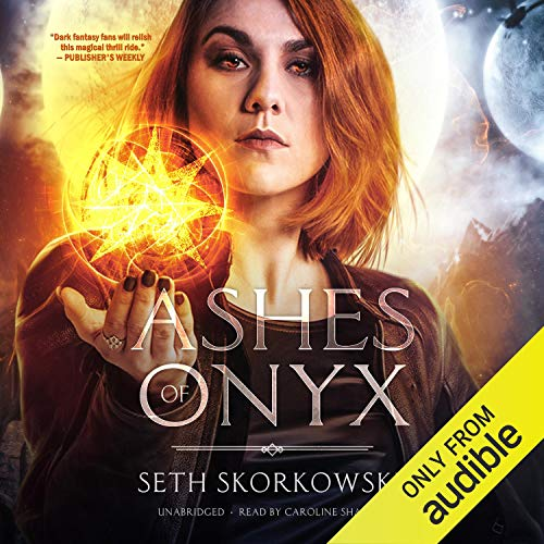 Ashes of Onyx audiobook cover art