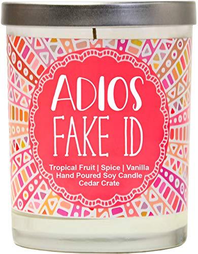 Adios Fake ID Tropical Fruit