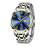 LIGE Watches Mens Full Stainless...