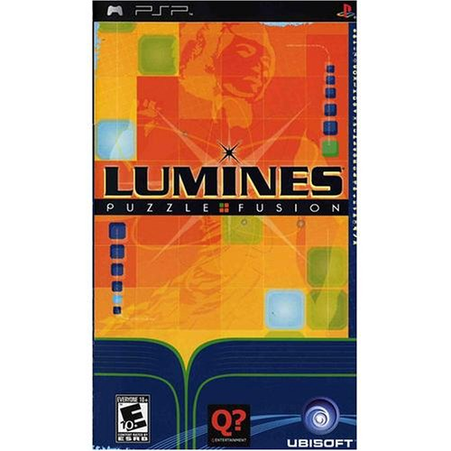 Lumines - Sony PSP