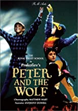 peter and the wolf ballet story