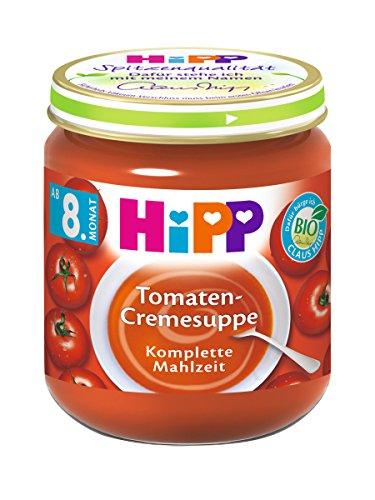 HiPP Tomaten-Cremesuppe, 6er Pack (6 x 200 g)