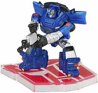 Titanium Series Transformers 3 Inch Metal Robot Masters Alternators Smokescreen
