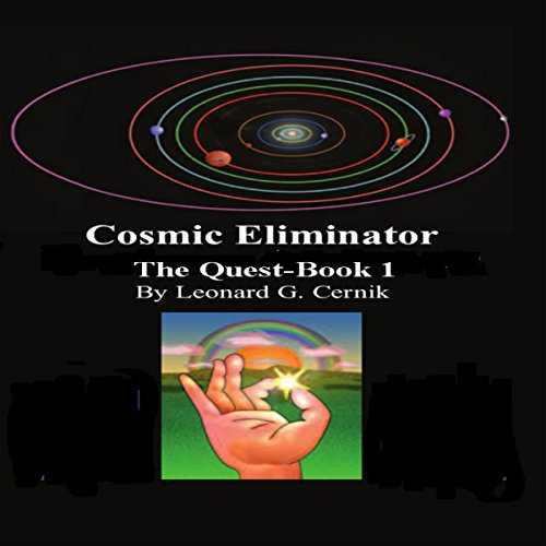 Cosmic Eliminator cover art