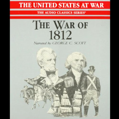 The War of 1812 audiobook cover art