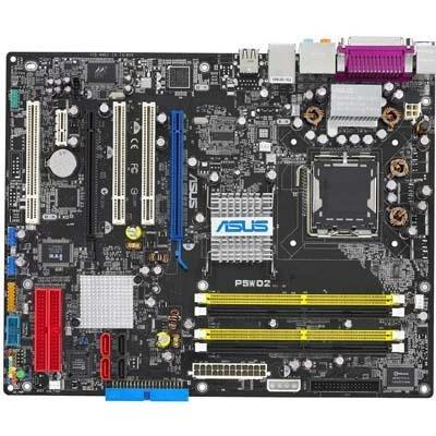 ASUS P5WD2 AiLife Series Motherboard scheda madre LGA 775 (Socket T) ATX