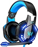 Porro Fino Kotion Each G2000 Stereo Pro Gaming Headset for PS4, PC, Xbox