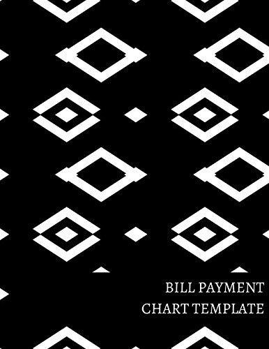 Bill Payment Chart Template