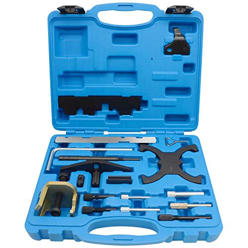 Price comparison product image HEDWETO Engine Timing Tool Kit Compatible with Ford Mazda 1.4 1.6 1.8 2.0 Di / TDCi / TDDi Engine