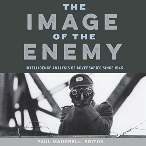 The Image of the Enemy audiobook cover art