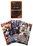 YU-GI-OH! TCG: Blister Pack Containing 3 Booster Packs and A Guaranteed Foil Card