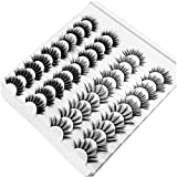 20 Paare Lashes Falsche Wimpern