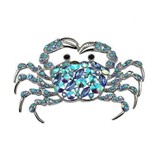 YoJu Home & Tuin Novelty Decoraties Decoratie Voor Thuis Ornament Kostuum Ornamenten Overdreven Krabben, Dieren, Brooches, Dieren, Grote Brooches, Jassen, Kleding
