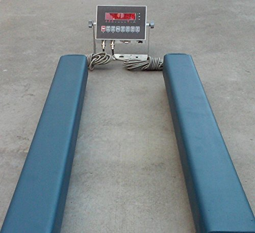 small Optima, OP-919-24-5K, rugged weighing system, 5,000 lb x 1 lb.