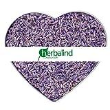 NATUR Premium Lavendel 100g Lavendelblüten getrocknet ohne Zusätze - Duftintensiv und...