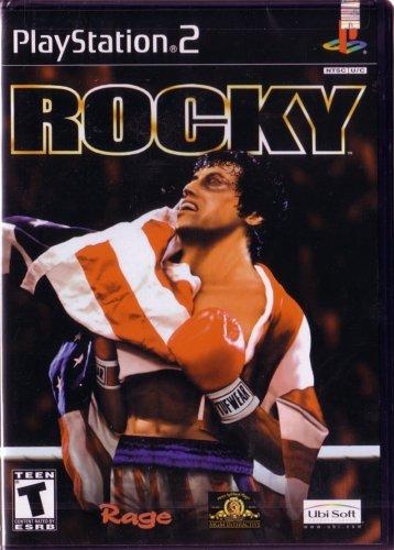 Rocky PS2 DISC ONLY