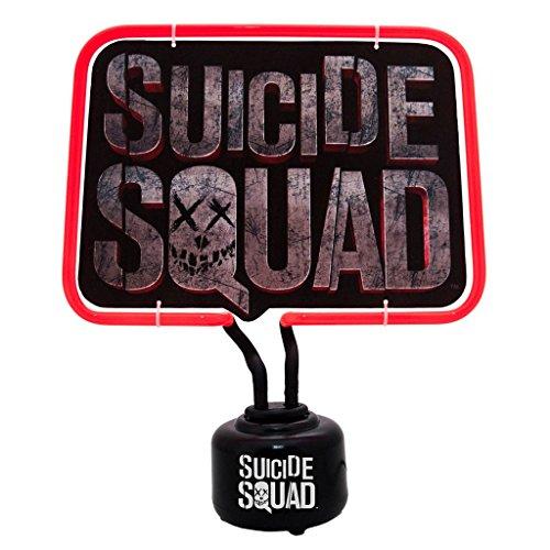 Officiel de Suicide Squad Logo Mini Neon lampe - coffret DC Comics
