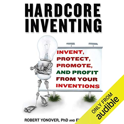 Hardcore Inventing  By  cover art