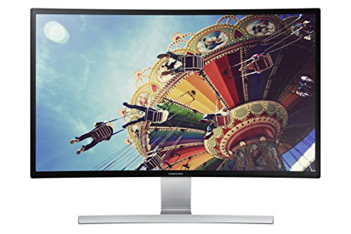Samsung 27-Inch Curved LED-Lit Monitor S27D590C