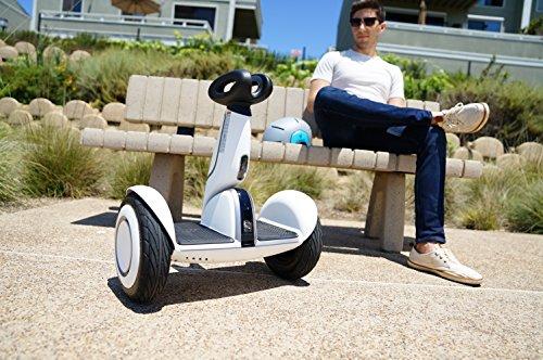 Segway miniPLUS Smart Self-Balancing Electric Transporter, White