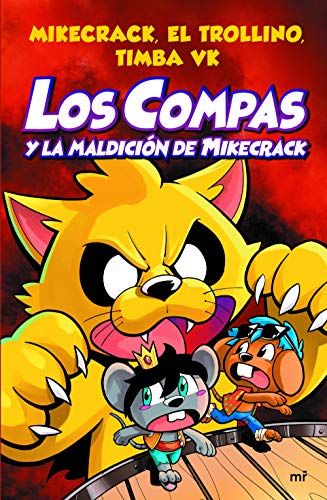 ~Reading~ Los Compas y la maldición de Mikecrack (4You2) PDF Books